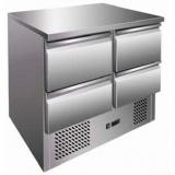 Холодильник-рабочий стол GASTRORAG S901 SEC 4D