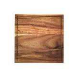 Bonna ACACIA Доска деревянная AKS 01 KPZ (квадратная, 34x34 см)