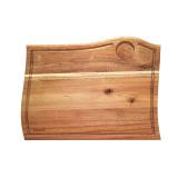 Bonna ACACIA Доска деревянная AKS 03 SB (38x30 см)
