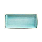 Bonna AQUA AURA Блюдо прямоугольное AAQ MOV 35 DT (34х15 см, голубой)