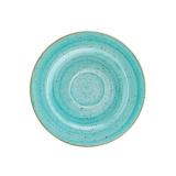 Bonna AQUA AURA Блюдце AAQ RIT 01 CT (16 см, голубой)