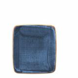 Bonna Aura Dusk Салатник квадратный ADK MOV 10 KS (8х8,5 см, синий)