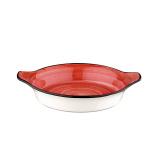 Bonna PASSION AURA Блюдо для запекания APS OPT 20 SH (с ручками, 20 см, красный)