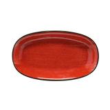 Bonna PASSION AURA Блюдо овальное APS GRM 24 OKY (24 см, красный)