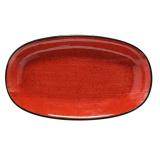 Bonna PASSION AURA Блюдо овальное APS GRM 34 OKY (34 см, красный)