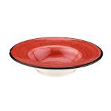 Bonna PASSION AURA Блюдце для соуса APS RIT 01 CBT (11 см, красный)