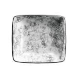 Bonna Rocks Black Тарелка глубокая RBL MOV 23 CK (19х17 см, черный)