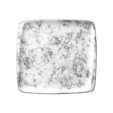 Bonna Rocks Black Тарелка квадратная RBL MOV 34 KR (27x25 см, черный)