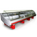 Витрина холодильная Березина 125 ВС без боковин и опций