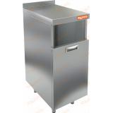 НБММБ-4/5Б стол под мусорный бак с бортом