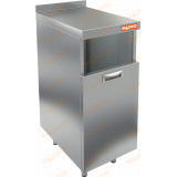 НБММБ-4/7Б стол под мусорный бак с бортом