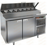 PZ1-11/GN стол холодильный для пиццы