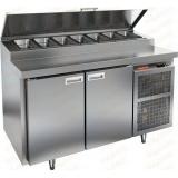 PZ2-11/GN стол холодильный для пиццы
