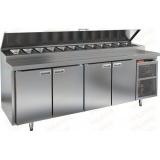 PZ1-1111/GN стол холодильный для пиццы