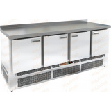SNE 1111/BT W стол морозильный