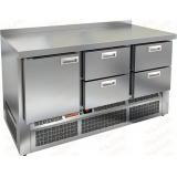 GNE 122/BT стол морозильный