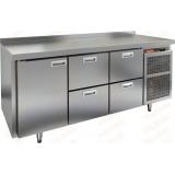 GN 122/BT стол морозильный