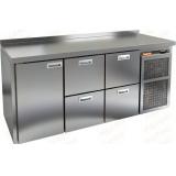 GN 122 BR2 BT стол морозильный