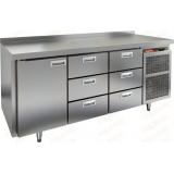 GN 133/BT стол морозильный