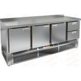 SNE 1112/BT стол морозильный