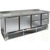 SNE 1122/BT стол морозильный
