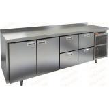 GN 1122/BT стол морозильный