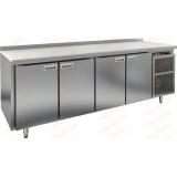 GN 1111/TN ПОЛИПРОПИЛЕН стол холодильный