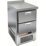 GNE 2/TN стол холодильный