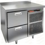 GN 2/TN стол холодильный