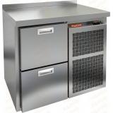 GN 2 BR2 TN стол холодильный