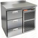GN 3 BR2 TN стол холодильный
