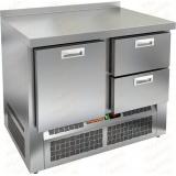 SNE 12/TN стол холодильный