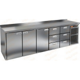 GN 11133 BR2 TN стол холодильный