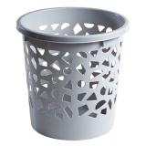 Корзина для мусора 4312431 (серый, d=260)