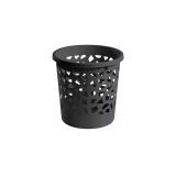 Корзина для мусора 4312431 (черный, d=260)