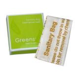 Санитарный пакет в картонной упаковке