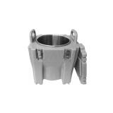 EKSI Термоконтейнер для супов T24S (серый, 50л, круглая нерж. вставка, на колесах)