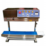 Hualian Machinery Group CO.,LTD т.м.EKSI Маш. д/запаив. пакетов (сварщ.) сер. EFRBM-810 II (вертик.)