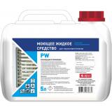 Abat PW (5 л) - жидкое щелочное концентированное моющее средство для ПКА