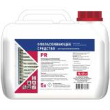 Abat PR (5 л) - жидкое кислотное концентрированное ополаскивающее средство для ПКА