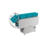 Машина конвейерная для мойки корзин VX 231 Special, дополнительный бойлер Additional Boiler