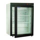 Шкаф холодильный DM102-Bravo (ШХ-02) с замком