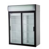 Шкаф холодильный Polair DM114Sd-S (ШХ-1,4 купе)