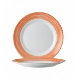 ARC Brush Orange Тарелка  49138 (19,5 см)