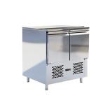 Шкаф- стол холодильный CШС-2,0 L-90 (нержавейка)