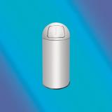 Jofel Ind.,S.A. Контейнер для мусора 25л с крышкой-качель PUSH AL72025SV
