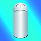 Jofel Ind.,S.A. Контейнер для мусора 50л с крышкой-качель PUSH AL72050SV