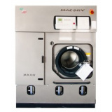 FIRBIMATIC S.P.A. т.м. MAC DRY Машина д/химчистки (3 бака) сер. MD3103 A (опц: 80,CE2,1,3,18,С) эл.