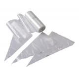 MARTELLATO SRL 70MROLLН30 Кондитерские мешки в рулоне (прозрачные) 100 шт. (h300х180мм)