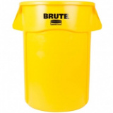 Rubbermaid Контейнер FG264300YEL (для мусора, 166.5л, без крышки)